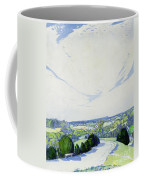 The Winding Road Coffee Mug