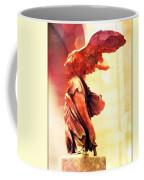 The Winged Victory  Coffee Mug