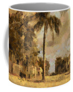 The Wonder Of Fort Pierce Coffee Mug by Trish Tritz