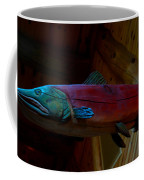 The Wooden Rainbow Trout Coffee Mug