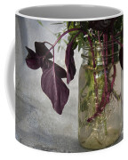 The World In A Mason Jar Coffee Mug