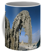 The Worlds Only Active Natrocarbonatite Coffee Mug