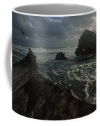 The Wreck Of The Thomas T. Tucker Coffee Mug by James L. Stanfield