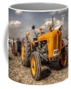 The Yellow 35 Coffee Mug