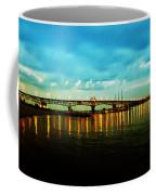 The York River Coffee Mug by Bill Cannon