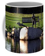 The Young Swimmers Coffee Mug