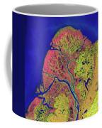 The Yukon Delta In Southwest Alaska Coffee Mug