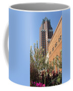 Theater District And City Flowers Coffee Mug