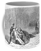 Theater: Duel, 1860 Coffee Mug