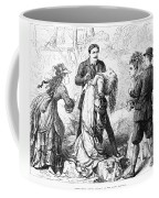 Theater: False Shame, 1872 Coffee Mug