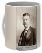 Thedore Roosevelt Coffee Mug by Granger