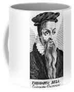 Theodore De B�ze (1519-1605) Coffee Mug