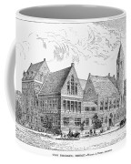 Theological Seminary, 1884 Coffee Mug