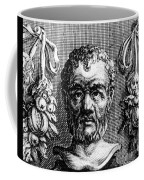 Theophrastus, Ancient Greek Polymath Coffee Mug