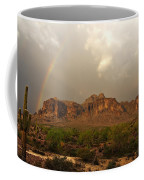 There's Gold At The End Of The Rainbow Coffee Mug