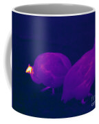 Thermogram Of Guineafowl Coffee Mug