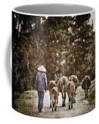 They Walk Together Coffee Mug