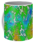 Thick Paint Coffee Mug