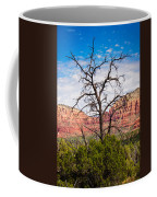 Thirsty Tree Of Sedona Coffee Mug