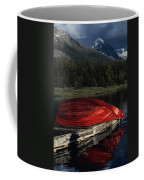 This Boathouse Has Catered To Anglers Coffee Mug