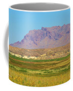 This Once Was A Lake Coffee Mug