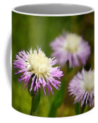 Thistle Illusion Coffee Mug