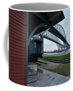Thomas Edison Depot And Blue Water Bridges 2012 Coffee Mug