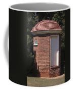 Thomas Jeffersons Privy Coffee Mug