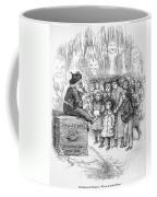 Thomas Nast: Christmas Coffee Mug