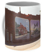 Thomasville Painted Wall Coffee Mug