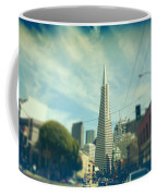 Those Sunny Downtown Days Coffee Mug
