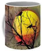 Three Blackbirds Coffee Mug