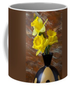 Three Daffodils Coffee Mug