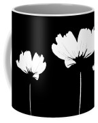 Three Feeling White Coffee Mug
