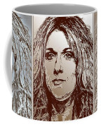 Three Interpretations Of Celine Dion Coffee Mug
