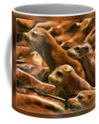 Three Pups Coffee Mug