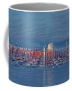 Three Times New York City Coffee Mug