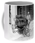 Three-wheel Automobile Coffee Mug