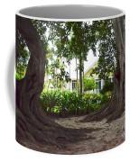 Through The Banyans Coffee Mug