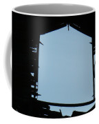Through The Door Coffee Mug