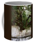 Through The Wall Coffee Mug