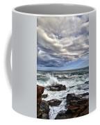 Thunder Hole Coffee Mug