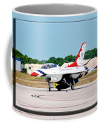 Thunderbirds 3d Coffee Mug