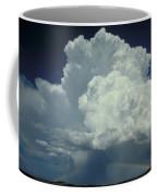 Thunderclouds And Rinbow Coffee Mug