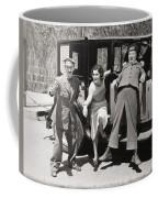 Thundering Taxi, 1933 Coffee Mug