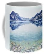 Thunersee Von Leissigen Coffee Mug