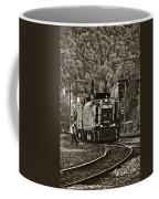 Thurmond Wv Train Sepia Coffee Mug