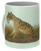 Thylacosmilus Atrox, A Genus Coffee Mug