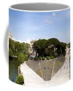 Tiber Island Coffee Mug