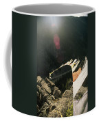 Tibetan Buddhist Prayer Flags Coffee Mug by Gordon Wiltsie